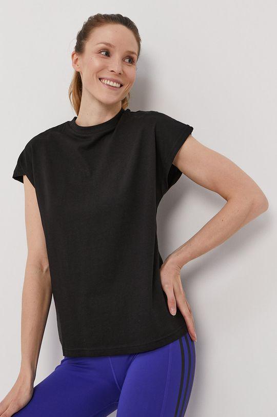 czarny 4F - T-shirt Damski