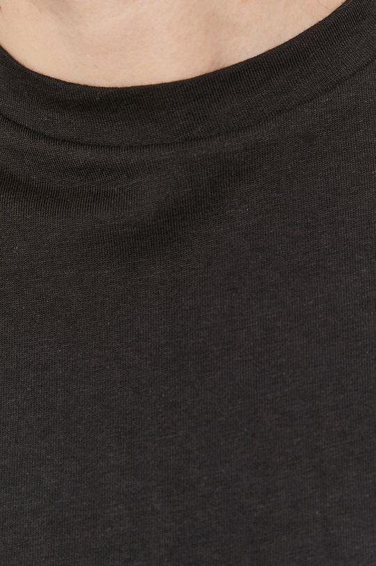czarny 4F - T-shirt
