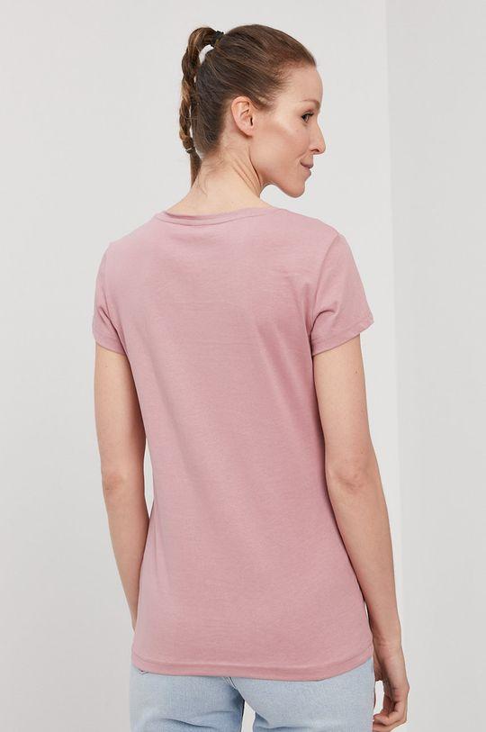 4F - Tričko ružová