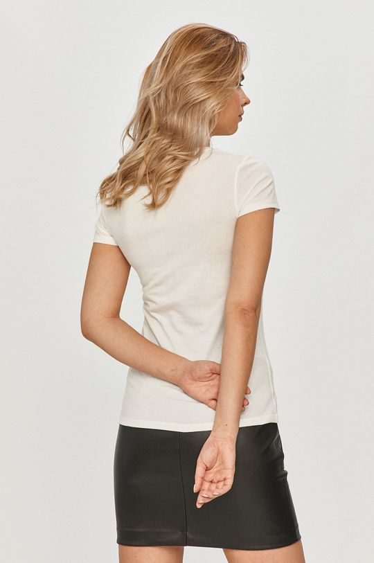 Morgan - T-shirt 50 % Bawełna, 50 % Modal