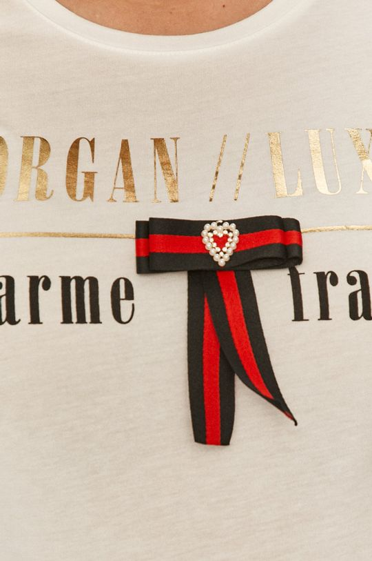 Morgan - T-shirt Damski