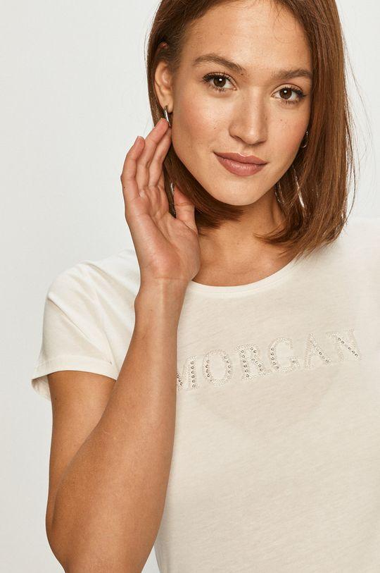 biela Morgan - Tričko