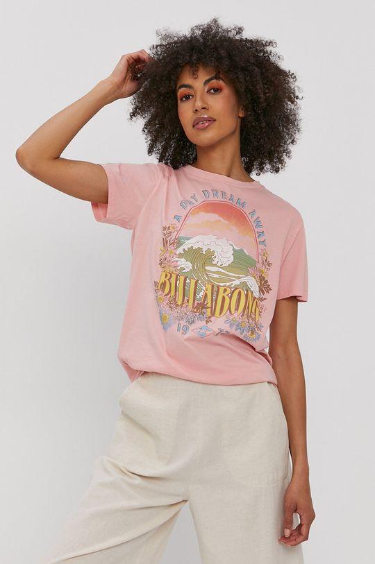 roz Billabong - Tricou