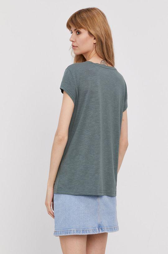 Mustang - T-shirt 50 % Bawełna, 50 % Modal