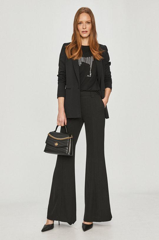 Trussardi Jeans - Tričko čierna