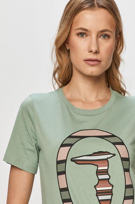 zelená Trussardi Jeans - Tričko