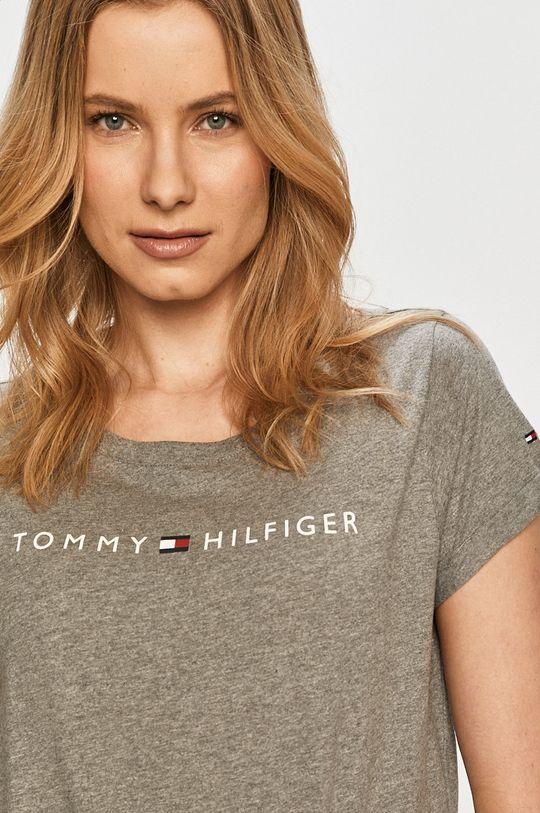 gri Tommy Hilfiger - Tricou