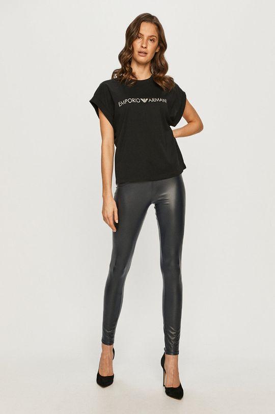 Emporio Armani - Tričko čierna