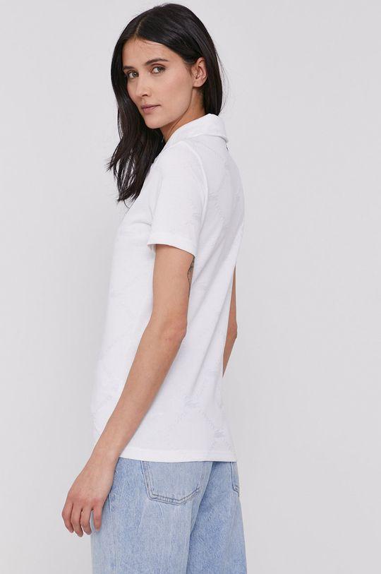 Lacoste - T-shirt 58 % Bawełna, 42 % Poliester