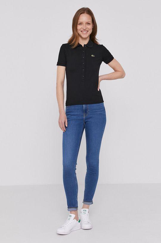 Lacoste - Tricou negru