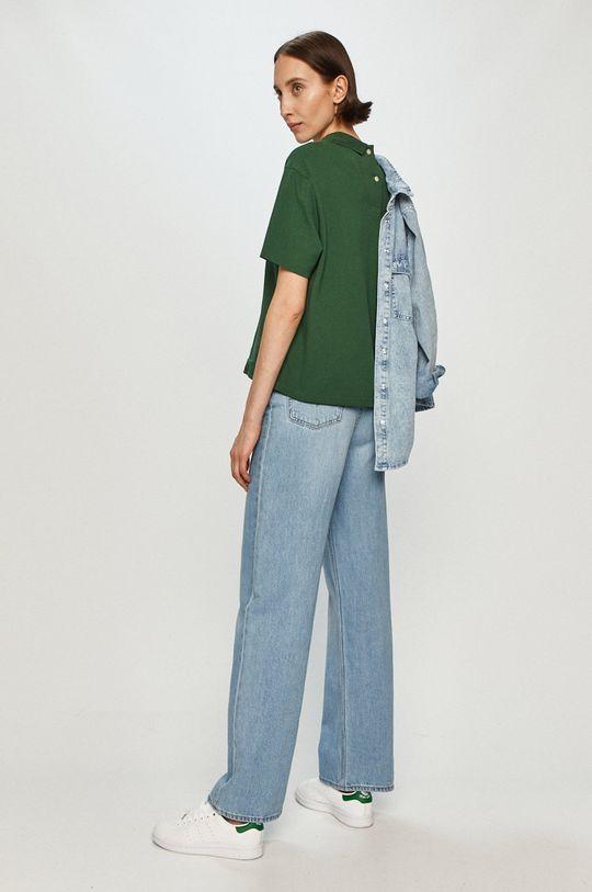 Lacoste - T-shirt zielony