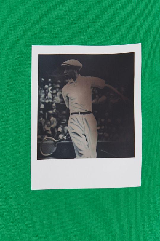 Lacoste - Tričko x Polaroid Dámsky