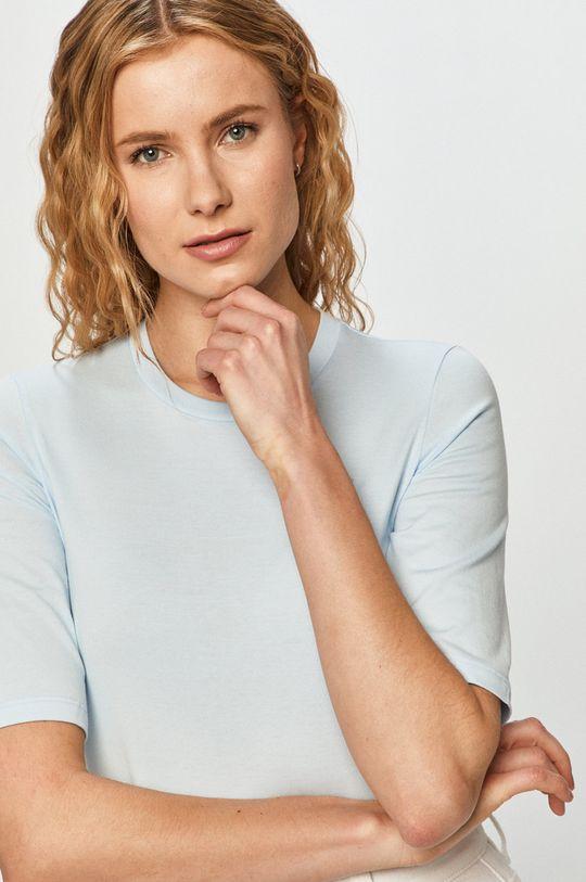 svetlomodrá Lacoste - Tričko