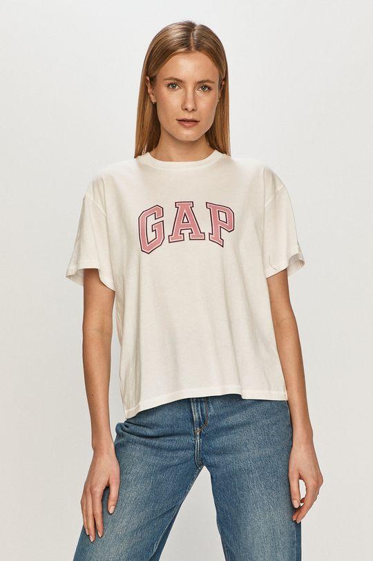 bílá GAP - Tričko Dámský