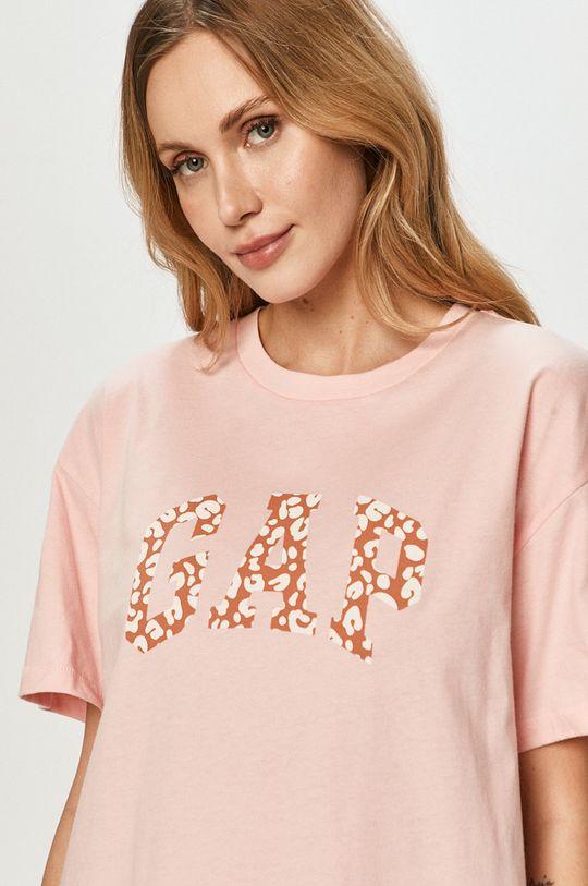 różowy GAP - T-shirt