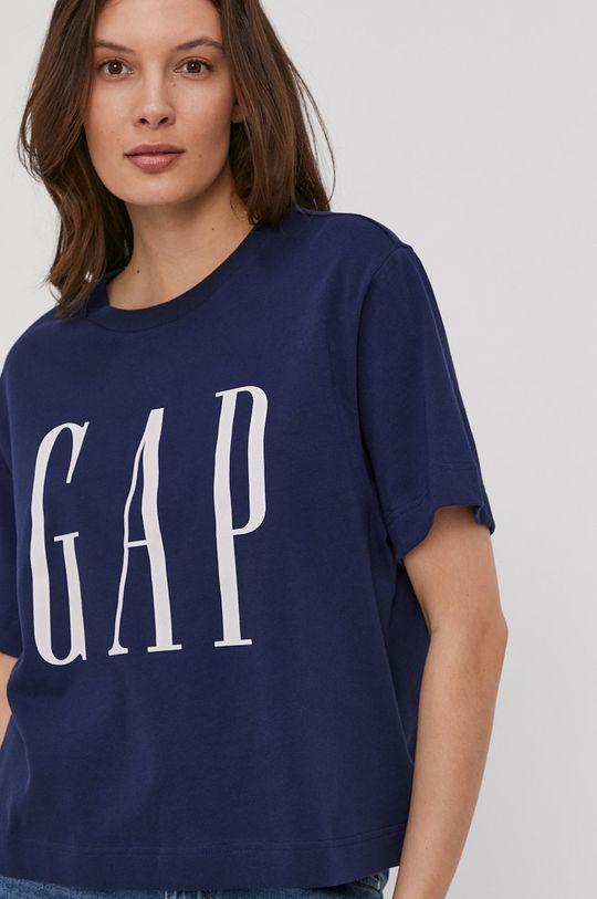 námořnická modř GAP - Tričko