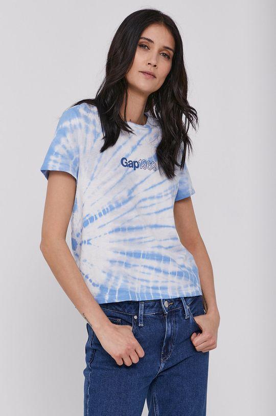 GAP - T-shirt niebieski