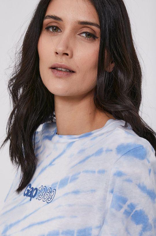 niebieski GAP - T-shirt