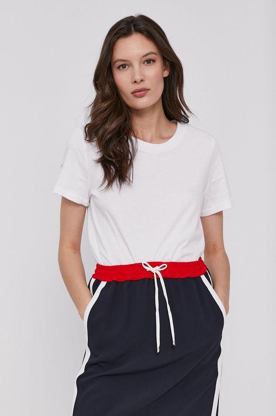 biały GAP - T-shirt Damski