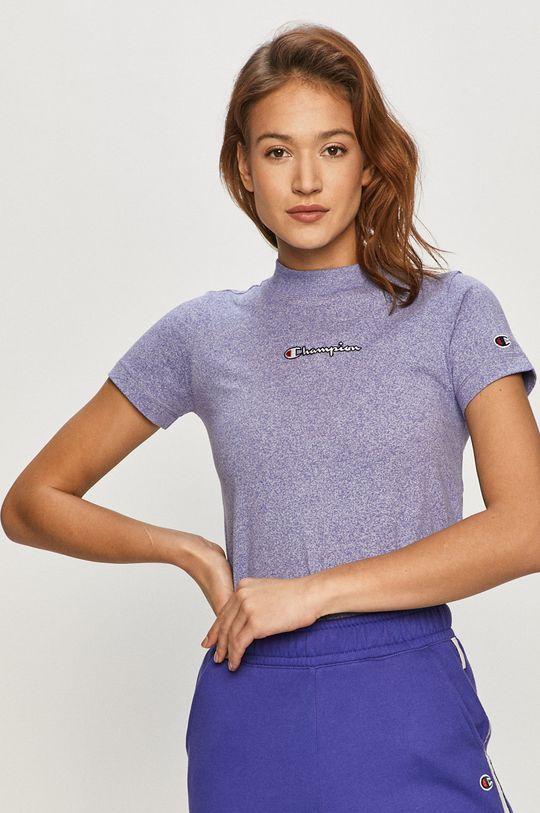 winogronowy Champion - T-shirt Damski