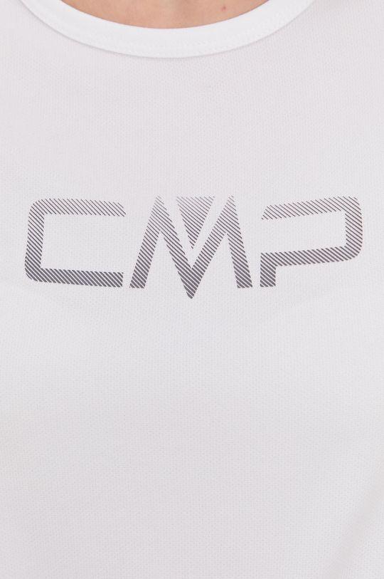 biały CMP - T-shirt