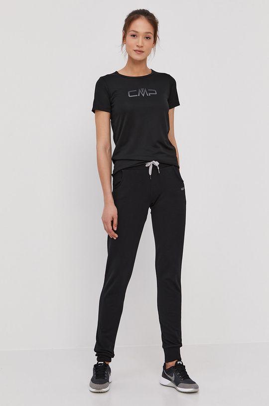 CMP - Tričko černá