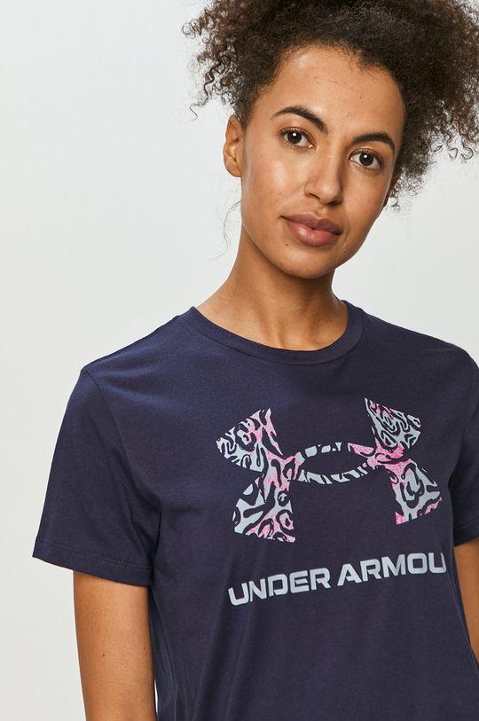 námořnická modř Under Armour - Tričko