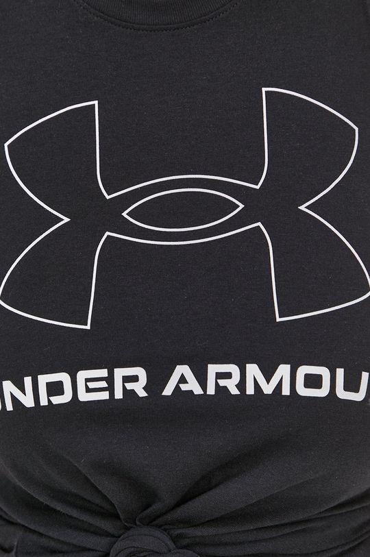 czarny Under Armour - Top