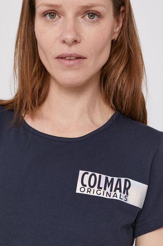 námořnická modř Colmar - Tričko