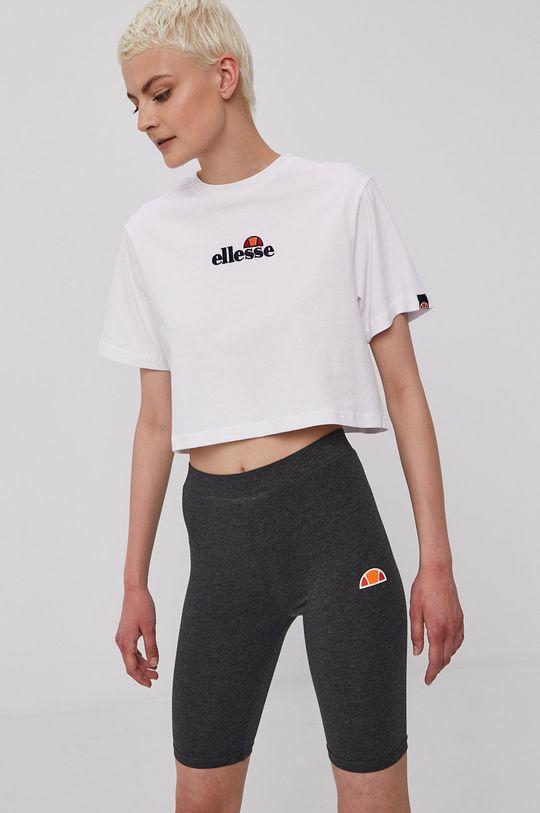 biały Ellesse - T-shirt Damski