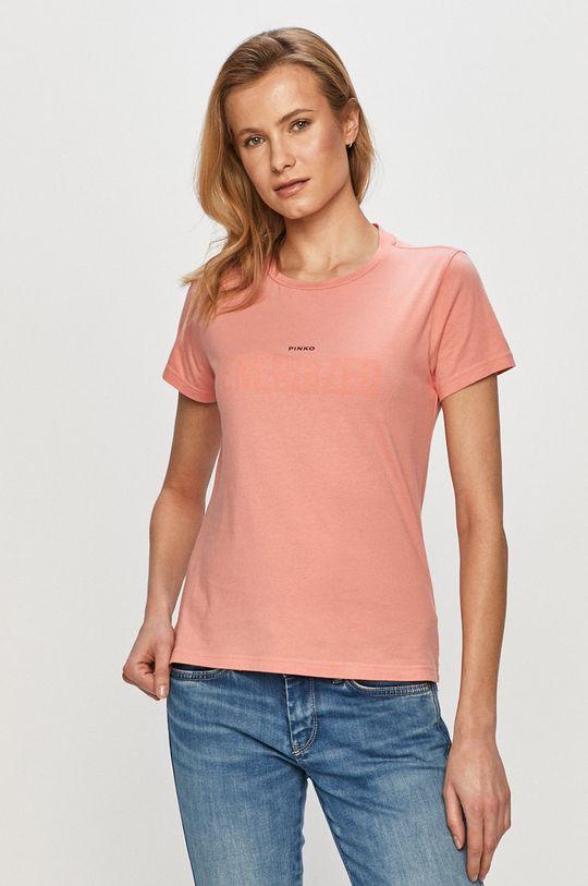 korálová Pinko - Tričko Dámský