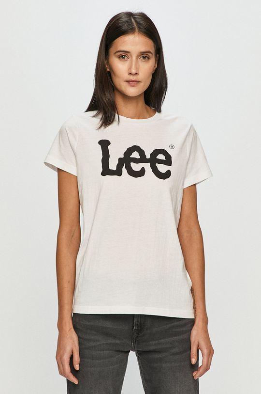 biela Lee - Tričko Dámsky