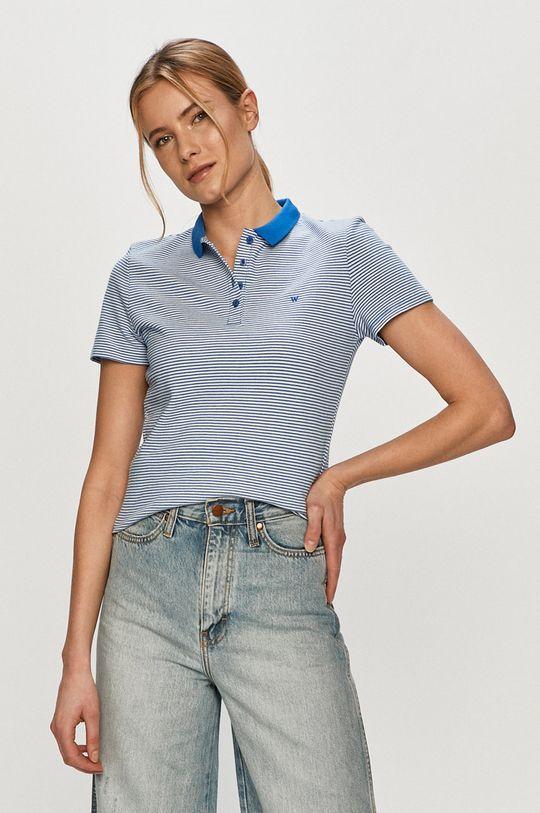 modrá Wrangler - Tričko Dámský