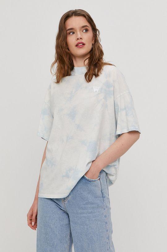 světle modrá Wrangler - Tričko