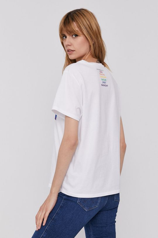 Wrangler - T-shirt PRIDE 100 % Bawełna