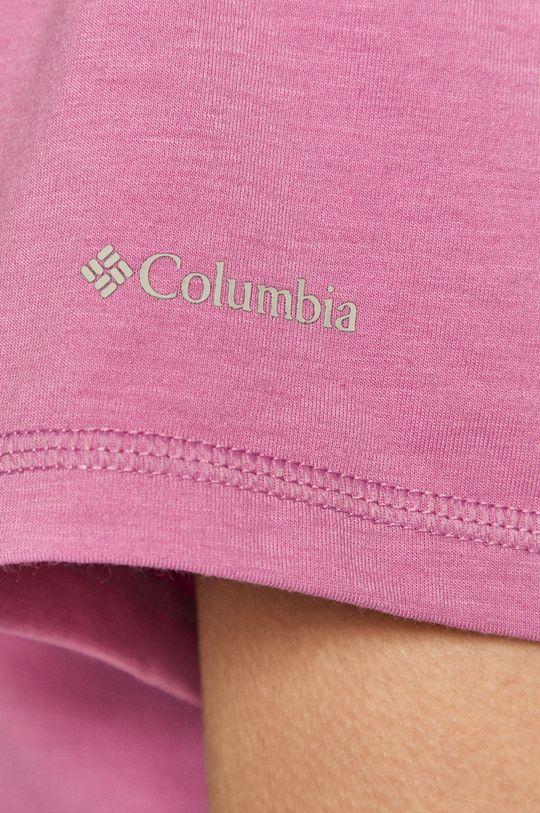 Columbia - T-shirt Damski