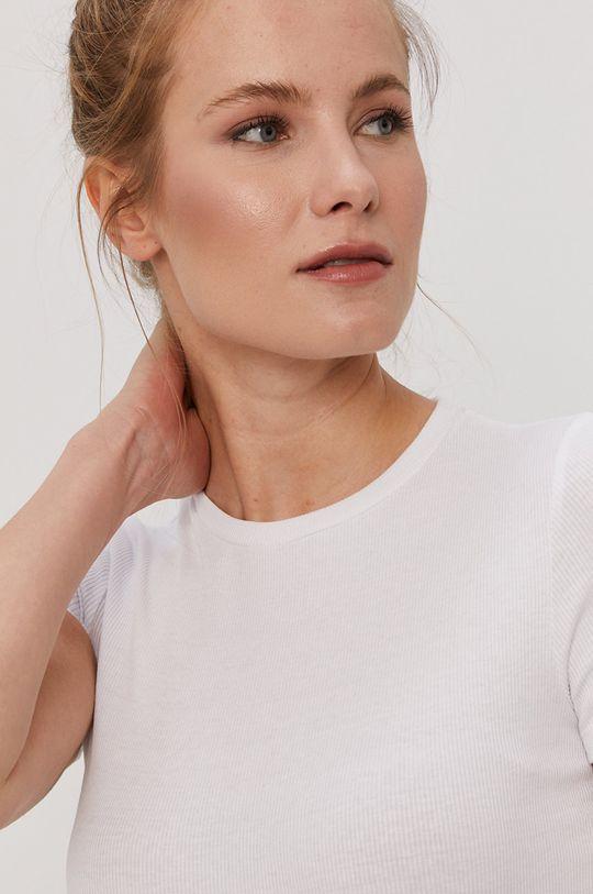 biały Tally Weijl - T-shirt
