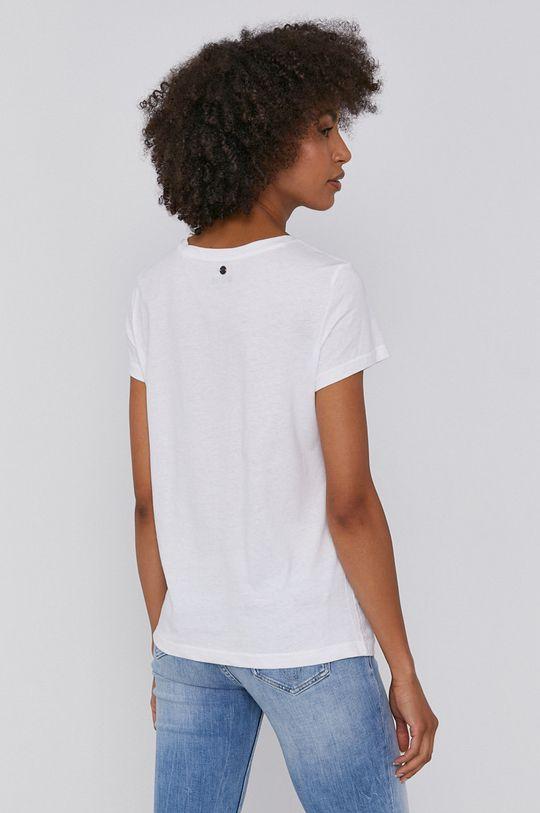 Mustang - Bavlnené tričko  100% Bavlna