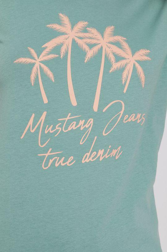 Mustang - T-shirt Damski