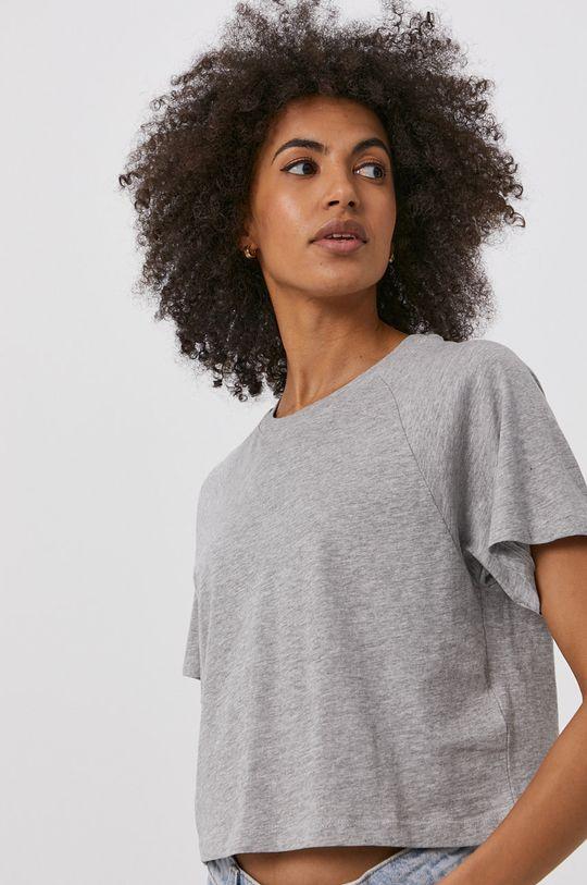 Brave Soul - Tričko sivá