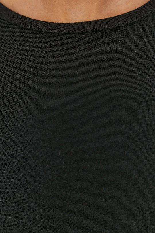čierna Noisy May - Tričko