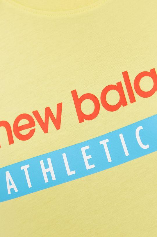 New Balance - T-shirt Damski