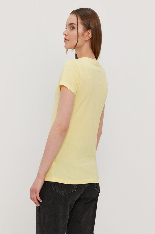 New Balance - T-shirt 100 % Bawełna