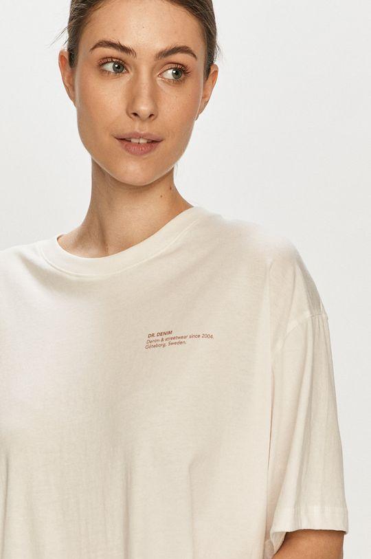 biały Dr. Denim - T-shirt