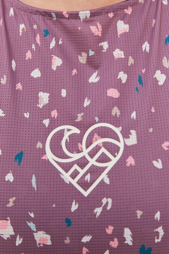 Femi Stories - Top Cari Pink Hearts Dámsky