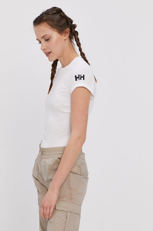biały Helly Hansen - T-shirt