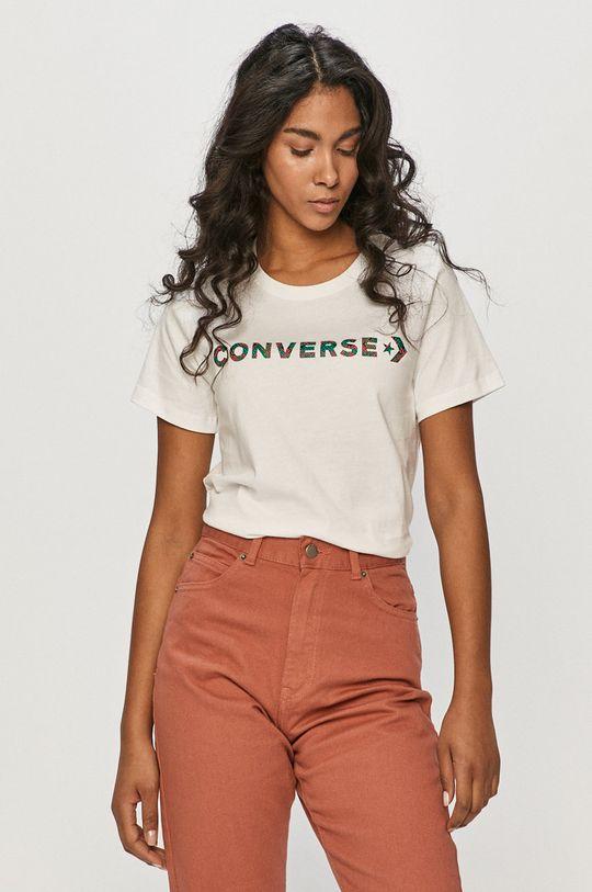bílá Converse - Tričko Dámský