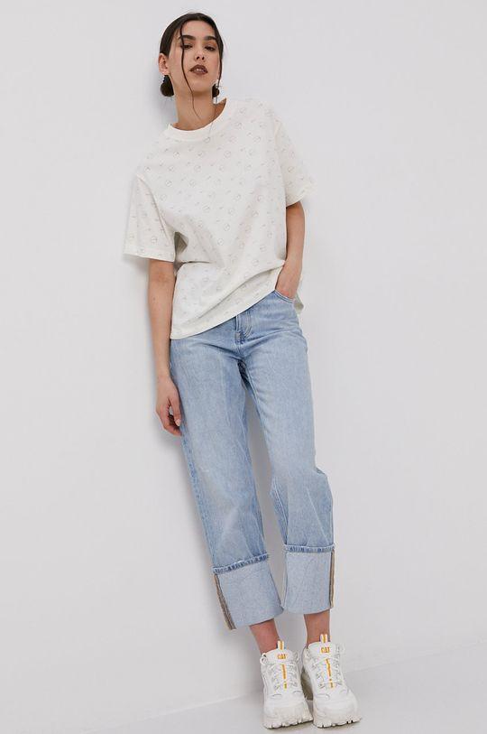 Nike Sportswear - Tricou crem