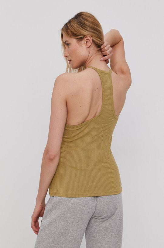 Vero Moda - Top  40% Bavlna, 60% Polyester