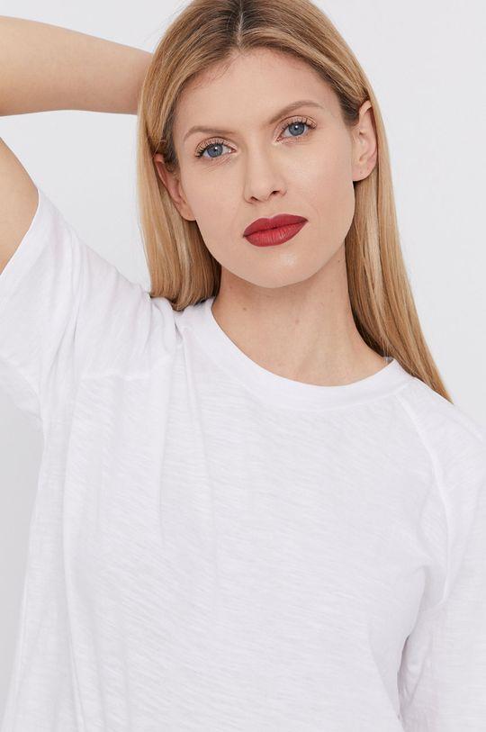 biały BIMBA Y LOLA - T-shirt